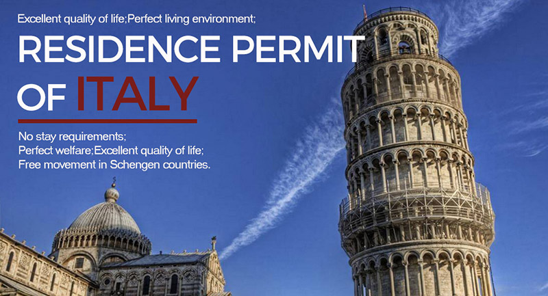 Italy Residence Permit