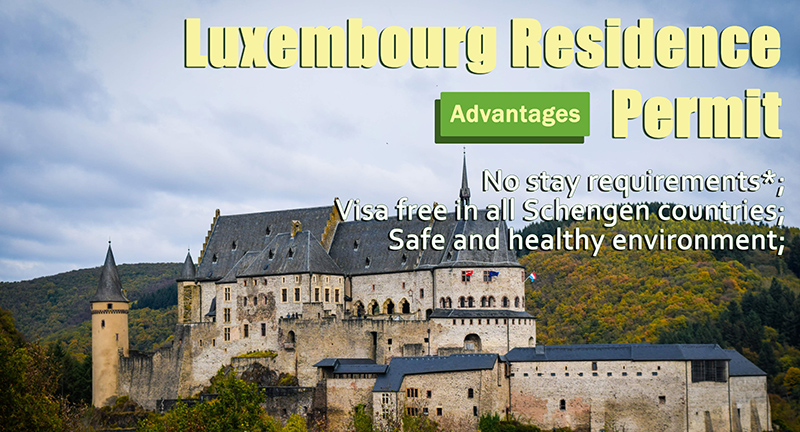 Luxembourg Residence Permit